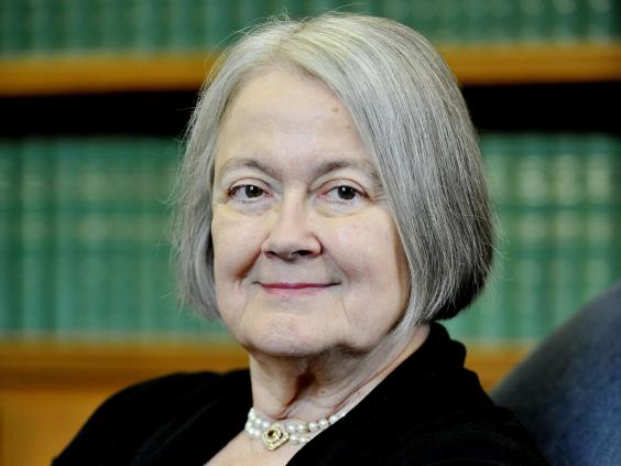The Baroness Hale of Richmond